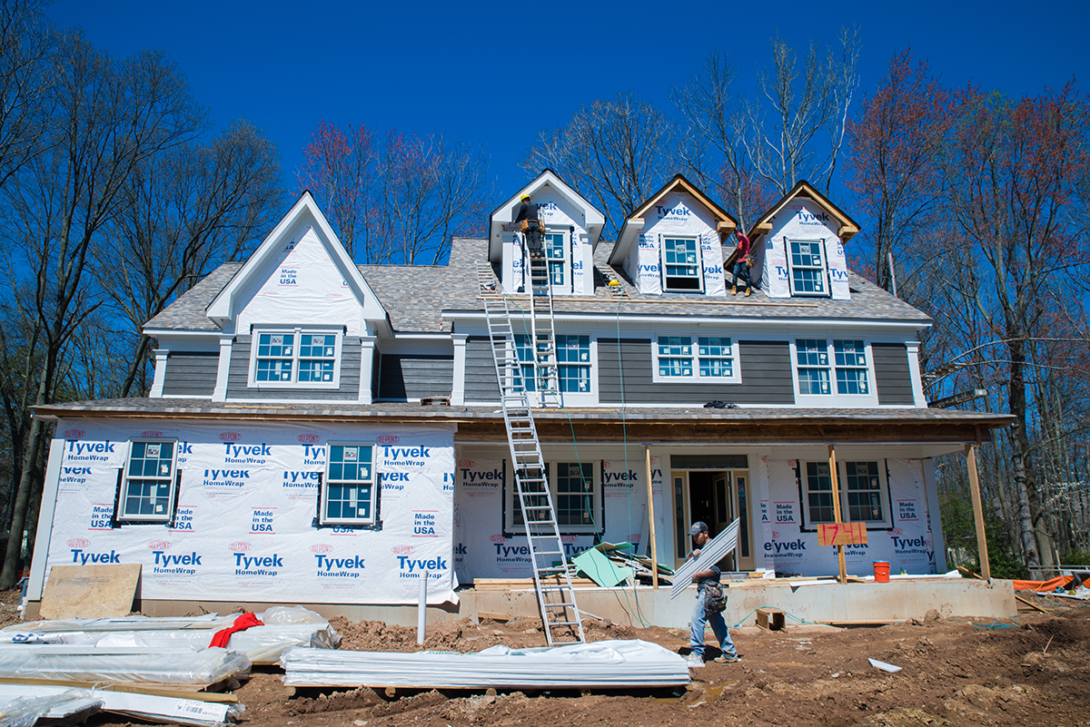 Union county new construction homes nj for New construction houses in nj