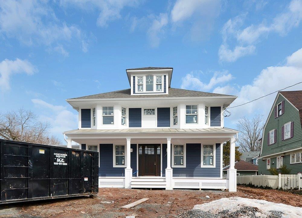 Westfield Nj New Construction Homes Nj